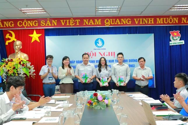 Hội Sinh viên Việt Nam tỉnh Bình Dương có thêm hai Phó Chủ tịch ảnh 1