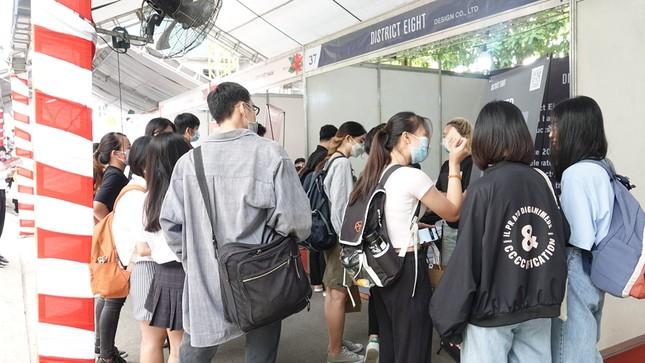 """Sôi động """"Ngày hội việc làm – Job Fair 2020"""" ảnh 11"""