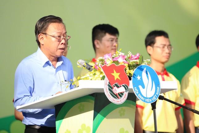 """TP. HCM: Ra quân chiến dịch """"Xuân Tình nguyện"""" ảnh 5"""