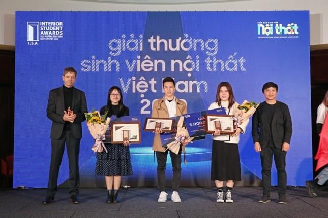 Sinh viên ĐH Kiến trúc TP. HCM giành giải cao nhất cuộc thi thiết kế ISA 2020 ảnh 1