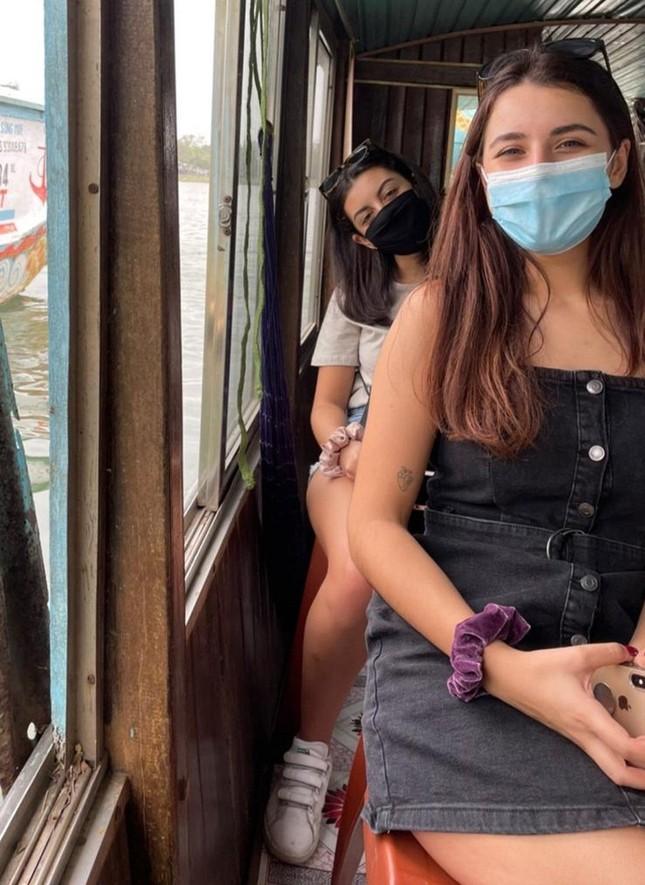 Những sinh viên quốc tế lần đầu trải nghiệm Tết Việt ảnh 2