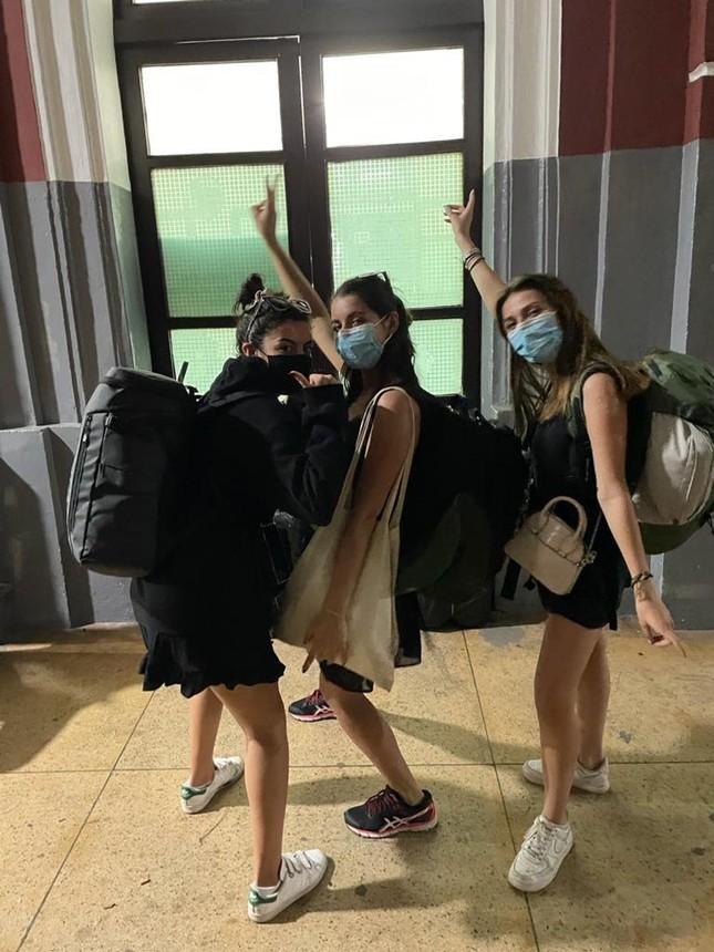 Những sinh viên quốc tế lần đầu trải nghiệm Tết Việt ảnh 3