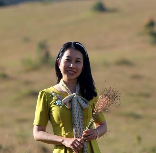 Nữ Bí thư huyện Đoàn và dự án nông nghiệp sạch ảnh 1