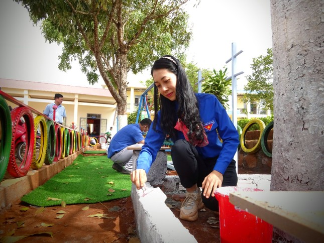 Nữ Bí thư huyện Đoàn và dự án nông nghiệp sạch ảnh 5