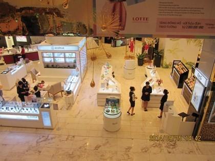 Sau tháng 'trăng mật', Lotte Mart Hà Nội giảm giá 50% vẫn ế ảnh 2