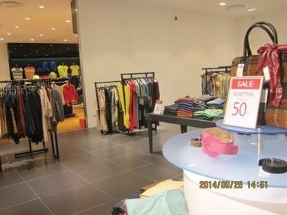 Sau tháng 'trăng mật', Lotte Mart Hà Nội giảm giá 50% vẫn ế ảnh 5