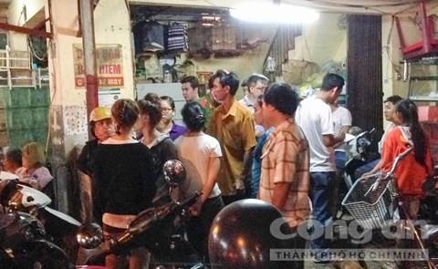 Nam thanh niên dùng hung khí đâm tử vong chủ tiệm bán chim ảnh 2