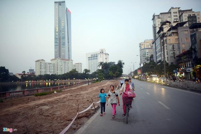 Chặn một chiều đường Kim Mã thi công Metro ảnh 9