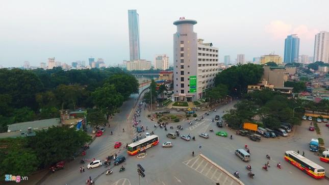 Chặn một chiều đường Kim Mã thi công Metro ảnh 1