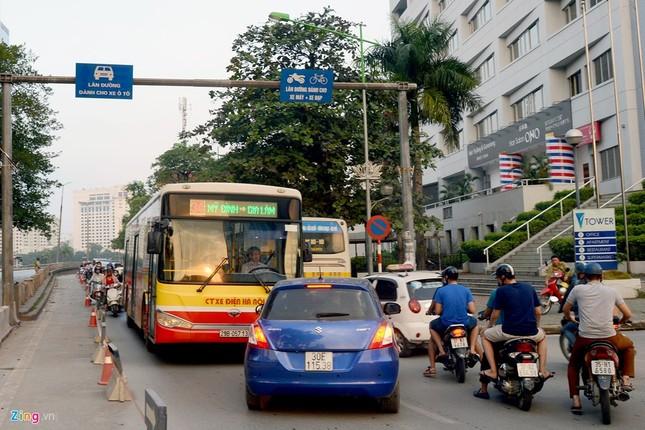 Chặn một chiều đường Kim Mã thi công Metro ảnh 4