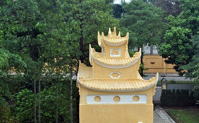 """Hoàng Thành Thăng Long khác lạ trong """"màu áo mới"""" ảnh 9"""