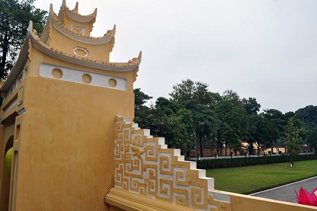 """Hoàng Thành Thăng Long khác lạ trong """"màu áo mới"""" ảnh 10"""