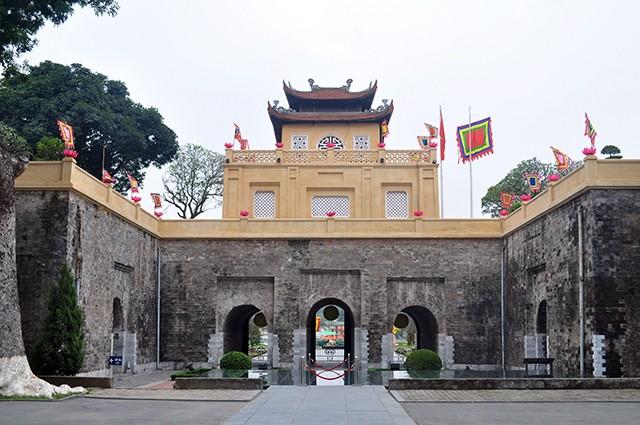 """Hoàng Thành Thăng Long khác lạ trong """"màu áo mới"""" ảnh 5"""