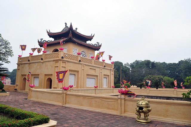 """Hoàng Thành Thăng Long khác lạ trong """"màu áo mới"""" ảnh 6"""
