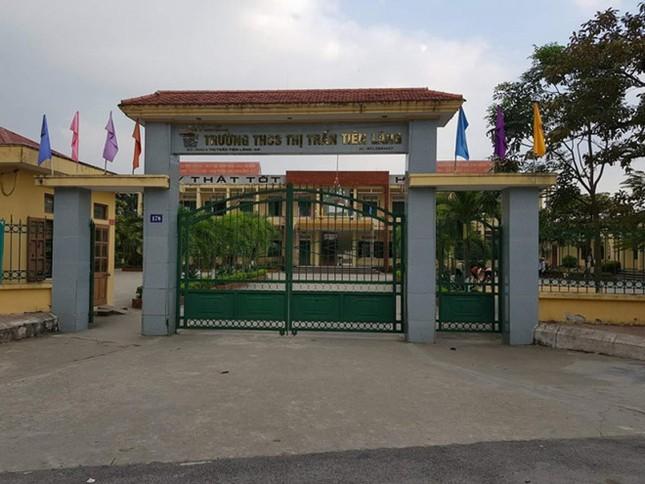 Hải Phòng: Chủ tịch thị trấn Tiên Lãng bị điều tra ảnh 1