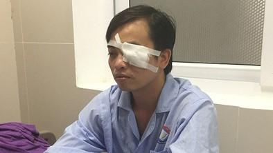 Bác sĩ bị đánh gục khi ngăn hỗn chiến ở bệnh viện ảnh 1
