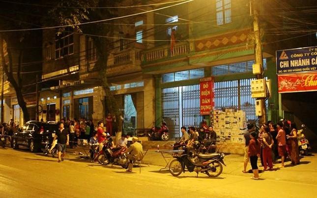 Diễn biến mới nhất vụ bác sĩ sản khoa ở Lào Cai bị chồng sát hại ảnh 1