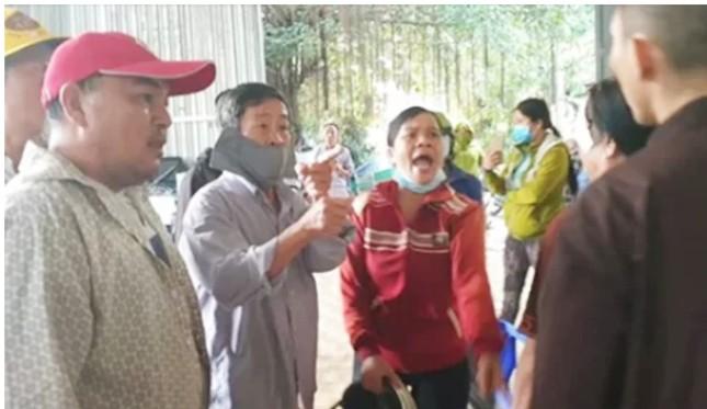 Tịnh thất Bồng Lai bị côn đồ gây náo loạn, đập phá ảnh 2