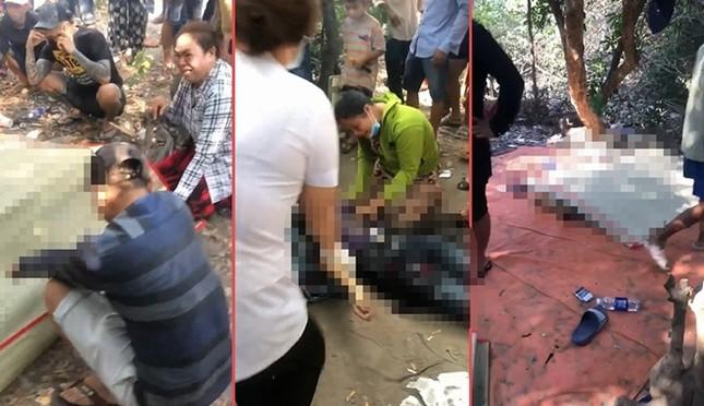 Hàng trăm cảnh sát dùng xe bọc thép vây bắt kẻ nổ súng 4 người chết ở Củ Chi ảnh 6