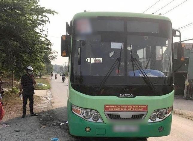 Kẻ đâm chết nữ tiếp viên xe buýt nhập viện với vết thương thấu bụng ảnh 1