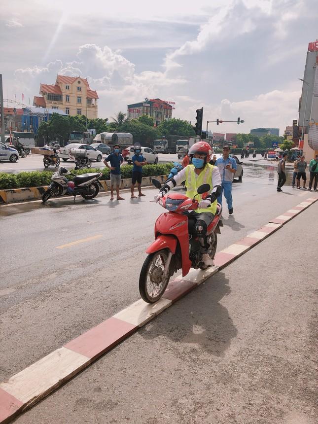 Head Tiến Cường tổ chức tập huấn An toàn giao thông và kỹ năng lái xe an toàn ảnh 3