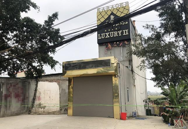 Vụ thảm sát khiến 7 người thương vong trong quán karaoke: Nạn nhân rùng mình kể lại phút cận kề cái chết ảnh 2