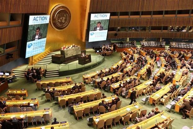 Việt Nam cam kết tham gia tích cực hoạt động vì hòa bình của LHQ ảnh 1