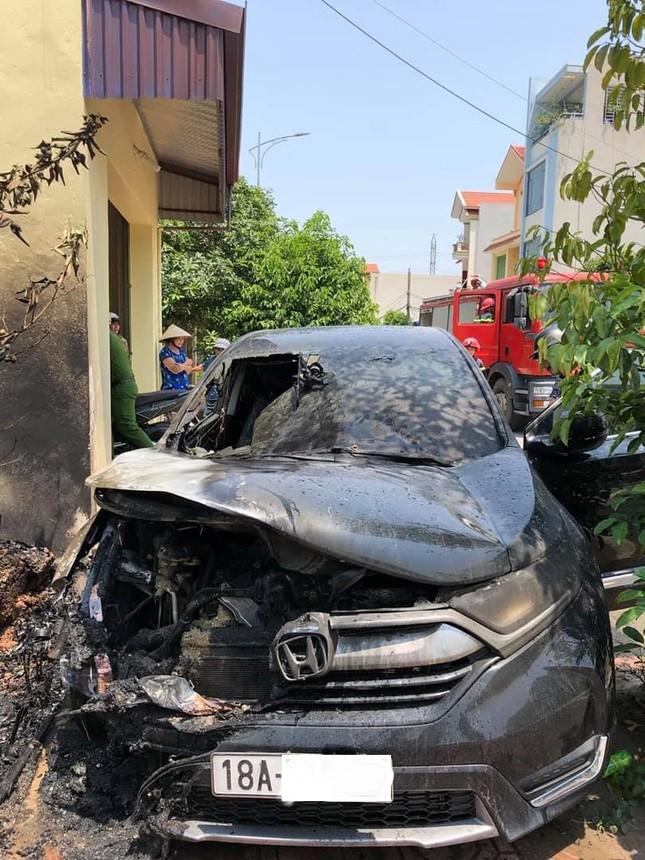 Sếp mới của Honda Việt Nam nói gì về vụ cháy xe CR-V tại Nam Định? ảnh 1
