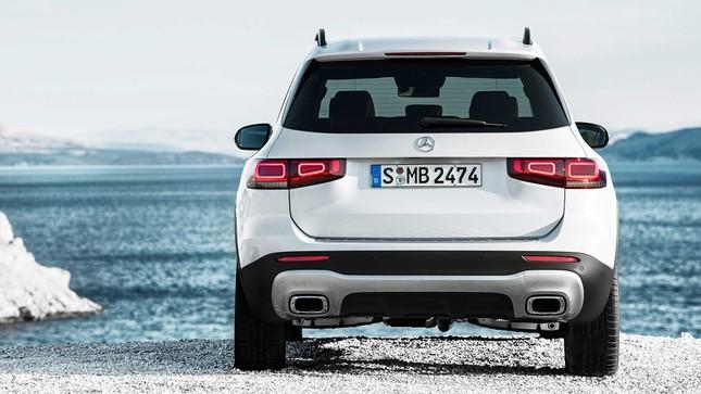 Mercedes-Benz GLB chính thức lộ diện, bắt đầu bán từ cuối năm nay ảnh 3