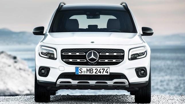Mercedes-Benz GLB chính thức lộ diện, bắt đầu bán từ cuối năm nay ảnh 1