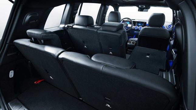 Mercedes-Benz GLB chính thức lộ diện, bắt đầu bán từ cuối năm nay ảnh 5