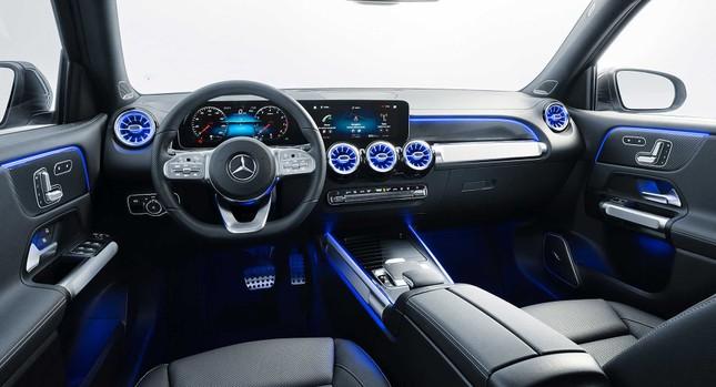 Mercedes-Benz GLB chính thức lộ diện, bắt đầu bán từ cuối năm nay ảnh 4