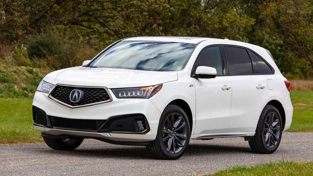 Top 10 mẫu SUV có độ tin cậy thấp nhất ảnh 1