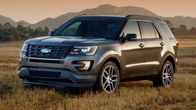 Top 10 mẫu SUV có độ tin cậy thấp nhất ảnh 5