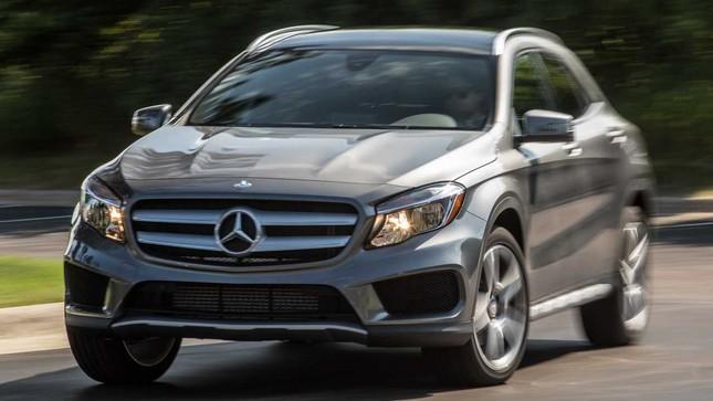 Top 10 mẫu SUV có độ tin cậy thấp nhất ảnh 9