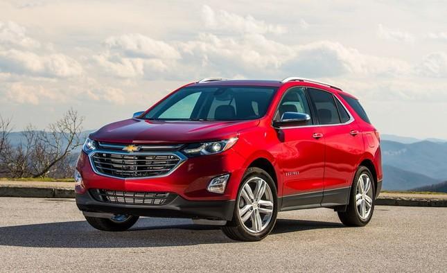 Top 10 mẫu xe bán chạy nhất nửa đầu 2019 tại Mỹ ảnh 3