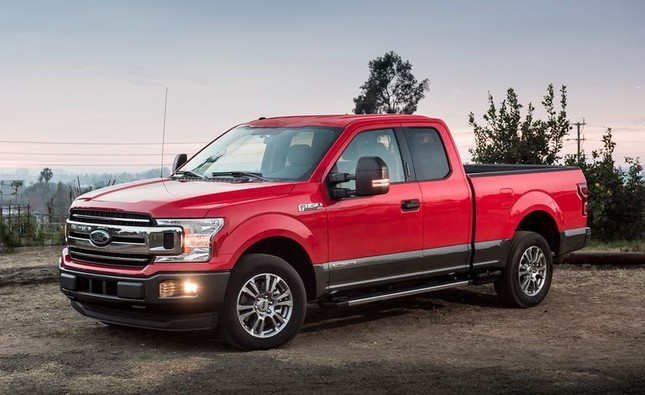 Top 10 mẫu xe bán chạy nhất nửa đầu 2019 tại Mỹ ảnh 10