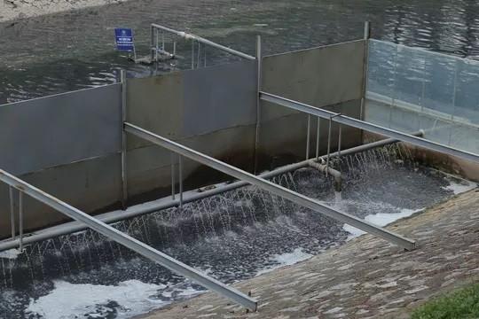 Công ty Thoát nước Hà Nội 'trần tình' việc xả nước hồ Tây vào sông Tô Lịch ảnh 3