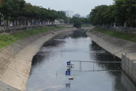 Công ty Thoát nước Hà Nội 'trần tình' việc xả nước hồ Tây vào sông Tô Lịch ảnh 1