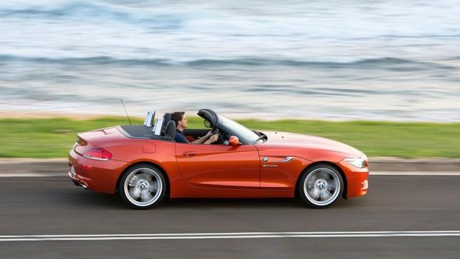 Top 10 mẫu xe ít sử dụng nhất tại Mỹ ảnh 3