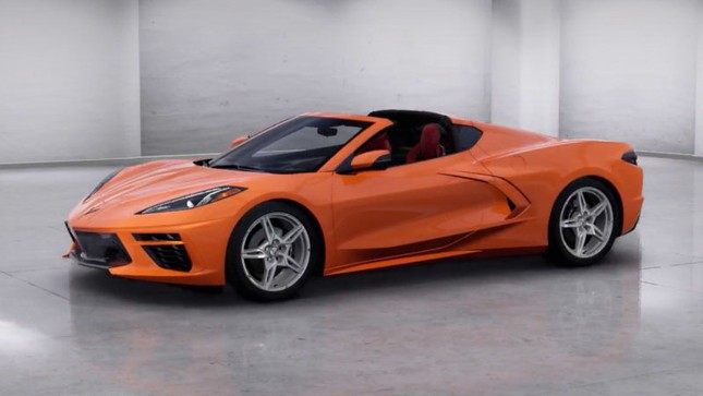 Top 10 mẫu xe ít sử dụng nhất tại Mỹ ảnh 10