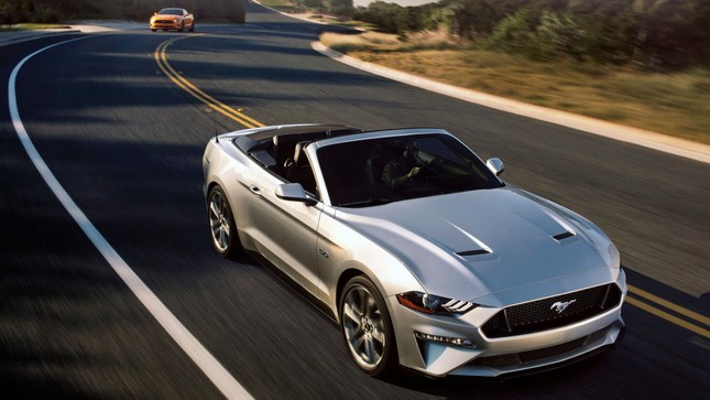 Top 10 mẫu xe ít sử dụng nhất tại Mỹ ảnh 2