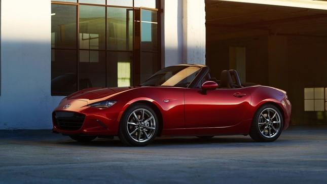 Top 10 mẫu xe ít sử dụng nhất tại Mỹ ảnh 4
