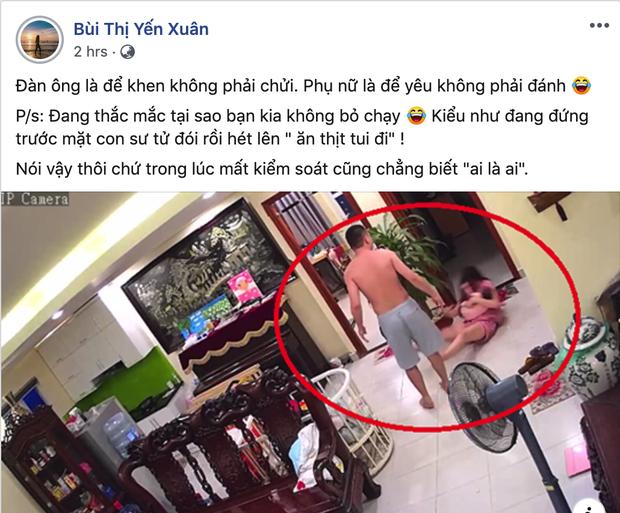 Bạn gái thủ môn Lâm Tây chia sẻ chuyện người vợ bị chồng là võ sư bạo hành ảnh 1