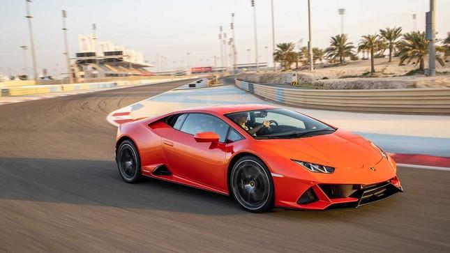 Top 10 siêu xe tăng tốc nhanh nhất hành tinh ảnh 1