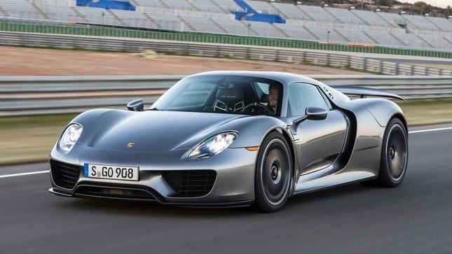 Top 10 siêu xe tăng tốc nhanh nhất hành tinh ảnh 7