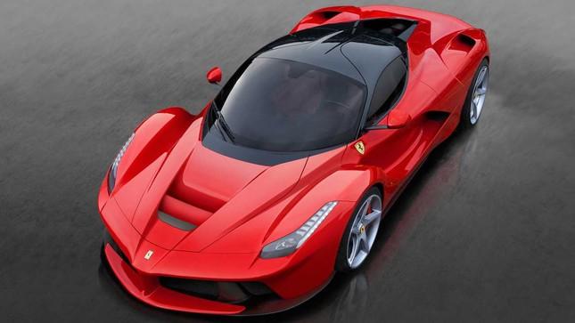 Top 10 siêu xe tăng tốc nhanh nhất hành tinh ảnh 6