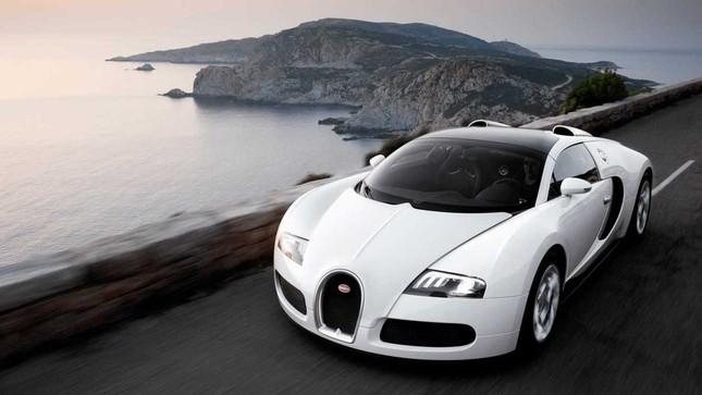 Top 10 siêu xe tăng tốc nhanh nhất hành tinh ảnh 3