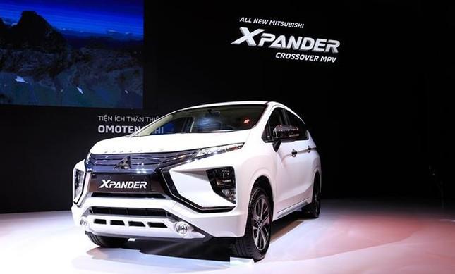 MPV giá rẻ Mitsubishi Xpander sẽ được lắp ráp tại Việt Nam ảnh 1