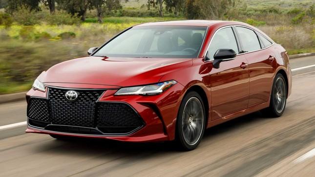 Top 10 mẫu xe được sử dụng lâu nhất tại Mỹ ảnh 1